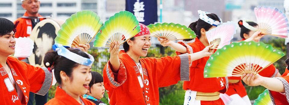 仙臺すずめ踊り連盟